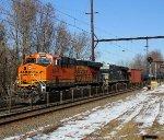 BNSF 6949 on K038